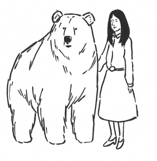 女と熊.jpg